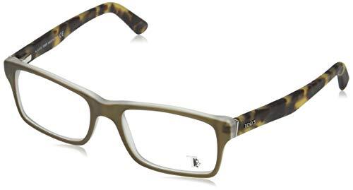 Tod's Herren Tod'S TO5066 Brillengestelle, Mehrfarbig, 53