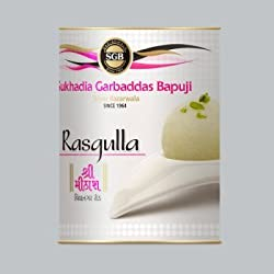 Sgb Sweets Rasgulla, 450 gm gm
