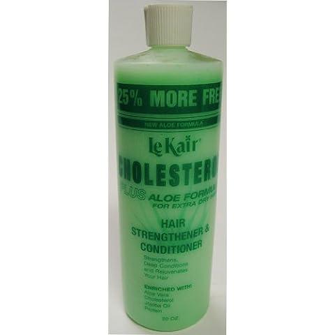 Le Kair Colesterolo Plus Aloe Formula per capelli Extra Dry