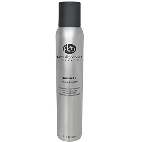 Paul Brown Booster + Volume * Volumizer/root Lift With Thermal Protection * 7.5 Oz by Paul Brown Hawaii
