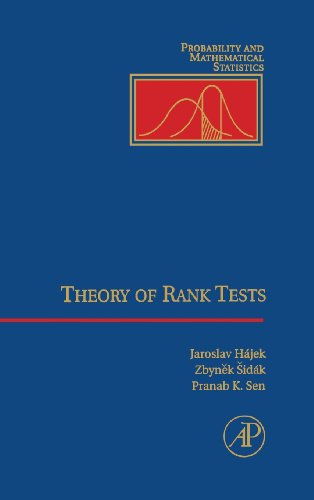Theory of Rank Tests (Probability and Mathematical Statistics)