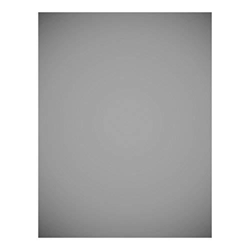 Makro Papier cdp-msv Metallic Karton, 10Stück Einheiten, 50x 65cm, silbern