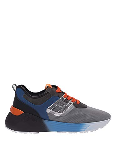 Hogan Men Sneaker Active One Multicolor Trainers