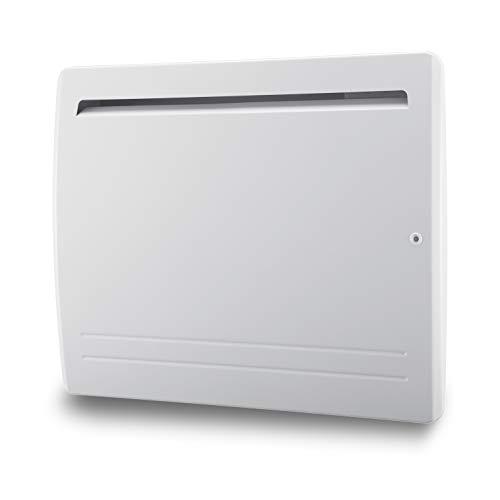 Radiador de cerámica resistente - calor suave - 1500 W - Detector de presencia - Color blanco