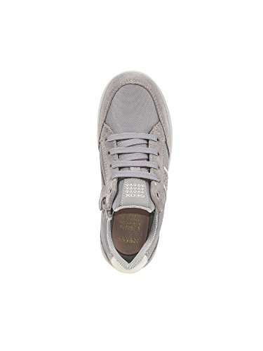 Geox J723HB 01122 Sneakers Bambino Grey/White