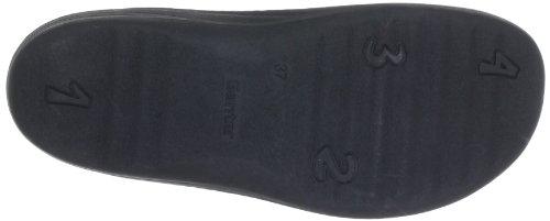 Ganter Hera, Weite H 5-205861-01000 Damen Clogs & Pantoletten Schwarz (schwarz 0100)