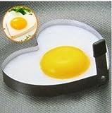 Herz Omelette Gerät Ei Ring Spiegeleier, Pfannkuchen-Pfanne Geschirr