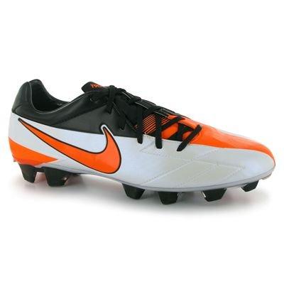 Nike - Football - t90 laser iv fg Blanc