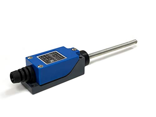 ME-9101 Flexibel Spiral Feder Betätiger Positionsschalter Endschalter DE Federarm für CNC Ensdschalter -