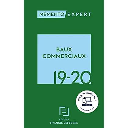 Mémento Baux commerciaux 2019-2020