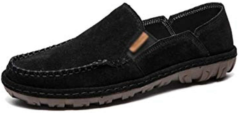 AEYMF Scarpe Casual da Uomo Opache per L'esterno, Inghilterra, Scarpe Pigri | Moda E Pacchetti Interessanti  | Scolaro/Signora Scarpa