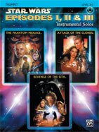Star Wars®: Episoden I, II & III Instrumental Solos - Trompete - BK + CD