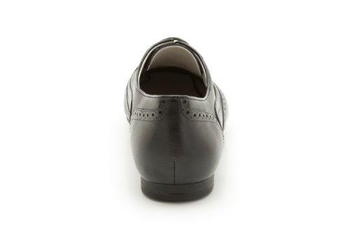 Clarks Carousel Trick, Mocassini donna Nero black patent One Size Fits All Nero