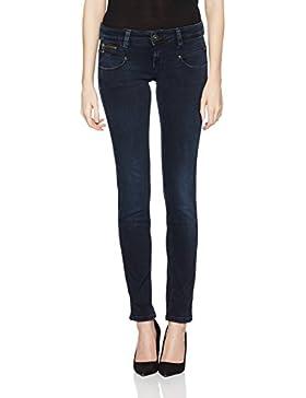 Freeman T. Porter Damen Slim Jeans Alexa Slim Sdm