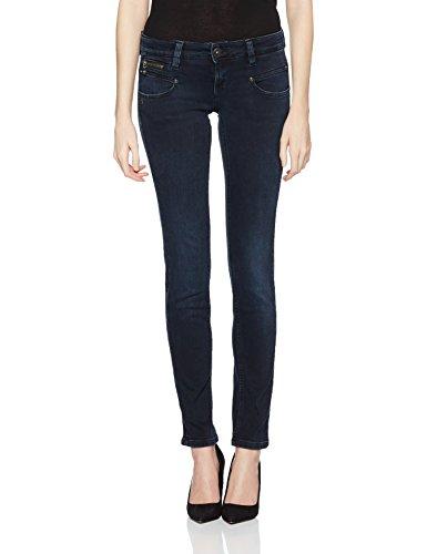 Freeman T. Porter Alexa SDM, Jeans Slim Donna, Blau (Nirenda F0644), W24/L34