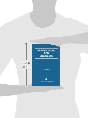 Error Coding for Engineers (The Springer International Series in Engineering and Computer Science)