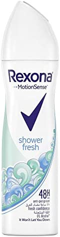 Rexona Women Antiperspirant Deodorant Shower Fresh, 150ml