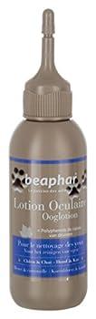 Beaphar - Lotion oculaire Premium, soin des yeux - chien et chat - 125 ml