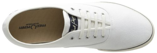 Fred Perry , Baskets pour homme Blanc - Bianco