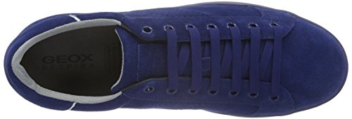 Geox U Warrens B, Baskets Basses Homme Blau (DK ROYALC4072)