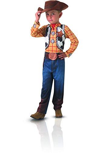 (Generique - Klassisches Woody-Kostüm für Jungen)