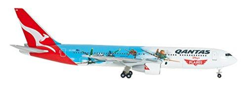 daron-herpa-qantas-767-300-disney-planes-livery-regvh-ogg-diecast-aircraft-1500-scale