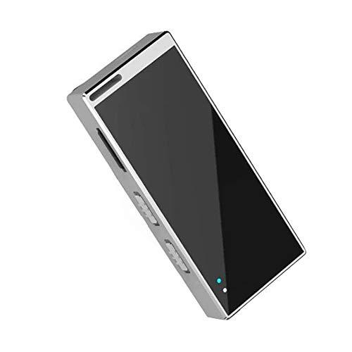 ZqiroLt Portable Professional Audio Sound Recording Voice Recorder Mini Camera Camcorder Black