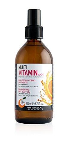 Phytorelax Laboratories Vitamin Nourishing Dry Body Oil