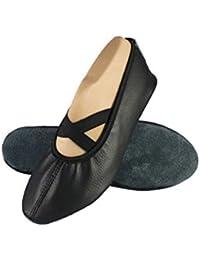 Yaro - Zapatillas de gimnasia para niña