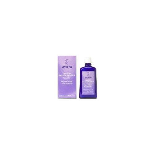 Lavender Relaxing Bath Milk (200ml) Bulk Pack x 6 Super Savings