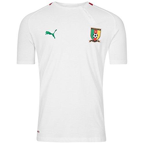 Puma Kamerun Herren Fan T-Shirt 739525-06