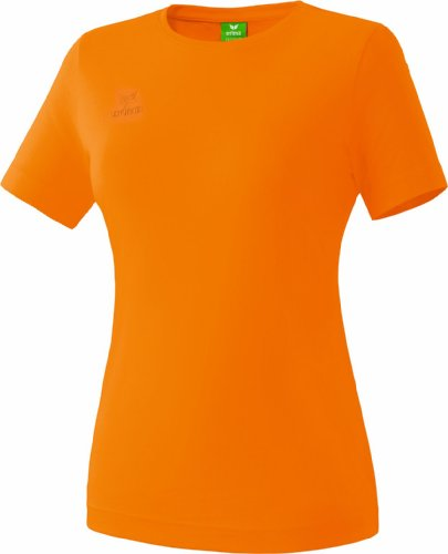 erima Damen T-Shirt Teamsport, orange, 48, 208378