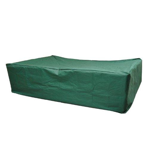 Homcom Outsunny® Schutzhülle Abdeckung Abdeckhaube für Gartenmöbel 245x165x55cm