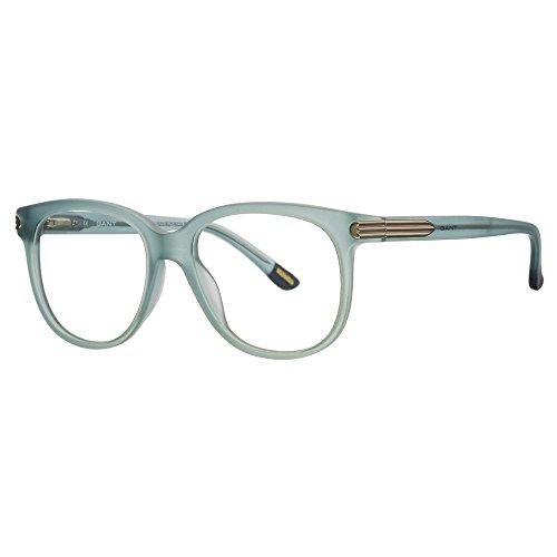 GANT Damen Brillengestelle Brille GA4028 53L11, Blau, 53