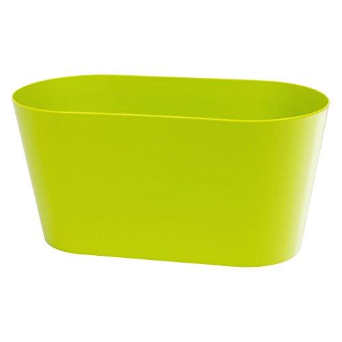 vaso-fioriera-per-piante-vulcano-di-formplastic-ovale-altezza-13-cm-colore-verde-lime