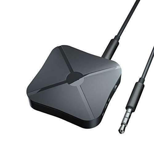 Lorjoyx 2-in-1 Wireless Bluetooth 4.2 Audio Bluetooth Wireless trasmettitore Ricevitore TV per Cuffie PC di casa 3.5mm del MP3 Bluetooth Adapter 1