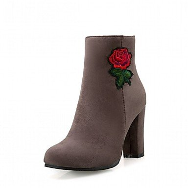 Women's Boots Comfort Novelty Bootie Fall Winter Leatherette Casual Office & Career...