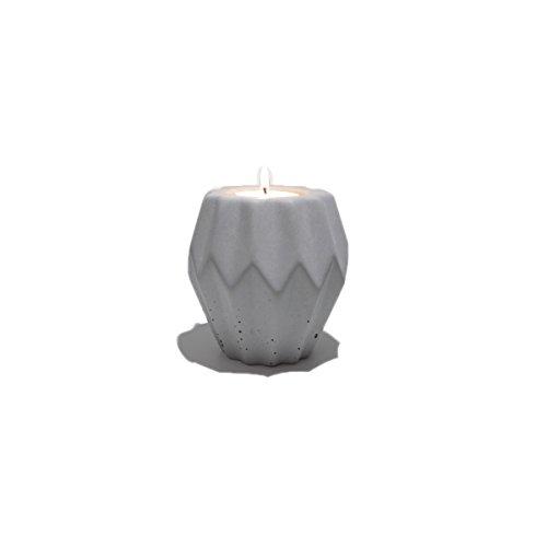 ZXCB Europe Householder Kerzenständer Zucker Kerzenständer Luminara Bronze Kerzenständer,C-9.5*10CM