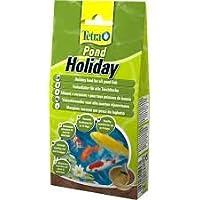 Tetra POND HOLIDAY Fish - Nutrición saludable (14 días, ...