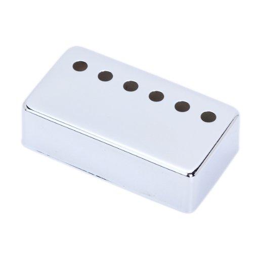 Preisvergleich Produktbild Chrom Gitarre Humbucker Pickup Cover