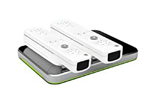 Universal Inductive Charger+2 Wiimote Batteries