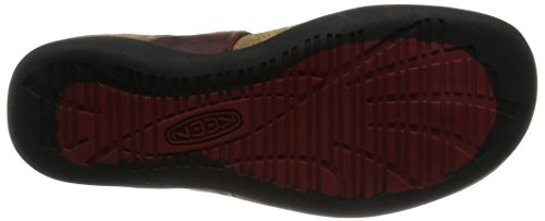 Keen Dauntless Posted tortoise shell red dahlia