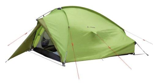 VAUDE, Tenda Taurus 2p, chute green, 321 x 130 x 95 cm