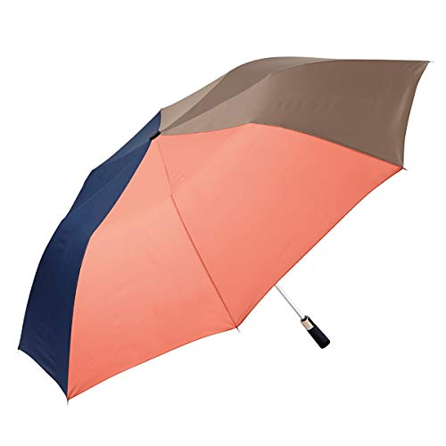 EZPELETA Paraguas Golf Grande y Plegable