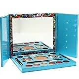 Ed Hardy Color Geisha Make Up Set (Blue) 18 items of Ed Hardy make-up and accessories