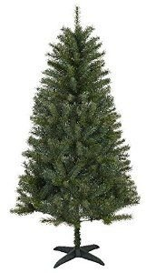 BKS Artificial Christmas Tree (Green 6 Feet tall) …