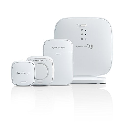 Gigaset elements Alarmanlage / elements alarm system S / Smart Home Basisstation...