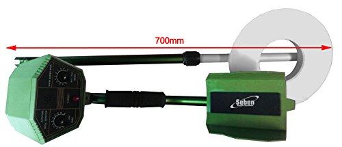 Seben Fully Automatic Deep Target Metal Detector