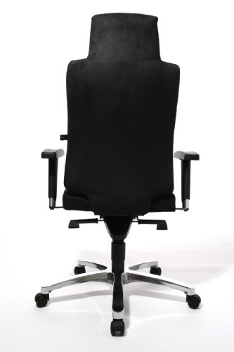 Topstar SC69TTA0 Chefsessel Sitness Chief 100 inklusive Armlehnen, Bezug schwarz - 5