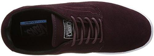 Vans Iso 1.5, Sneakers Basses Mixte Adulte vin